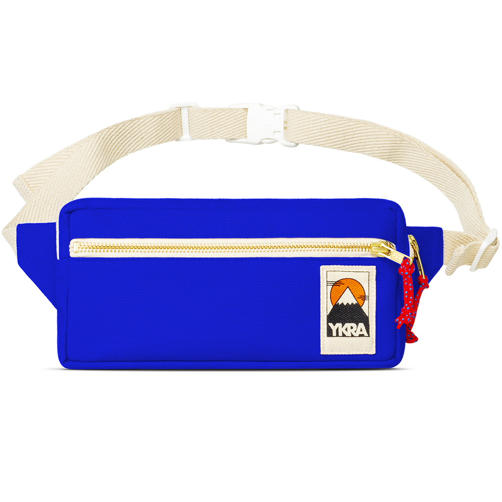FANNY PACK - BLUE - YKRA