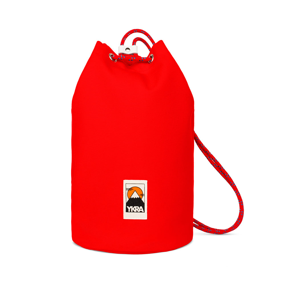 MINI DUFFLE - RED