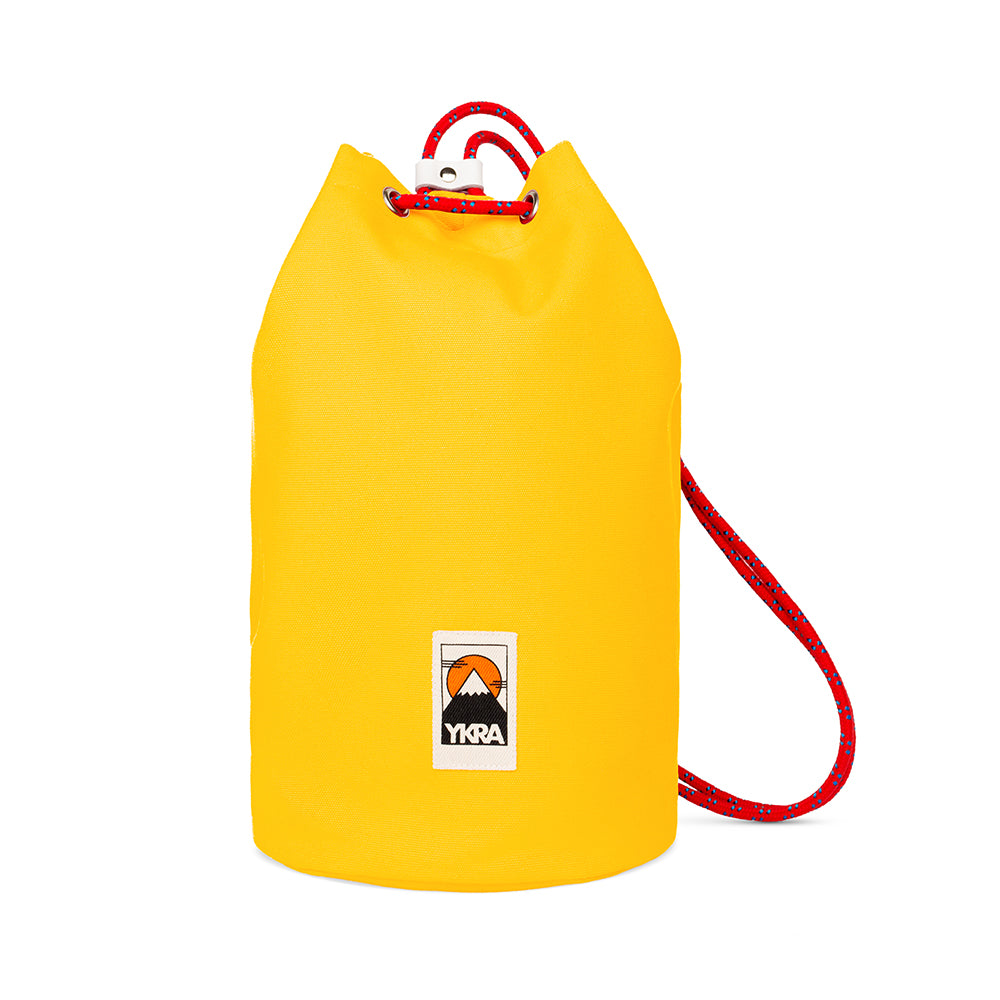 MINI DUFFLE - YELLOW - YKRA