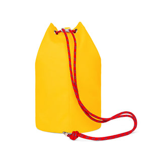 MINI DUFFLE - YELLOW