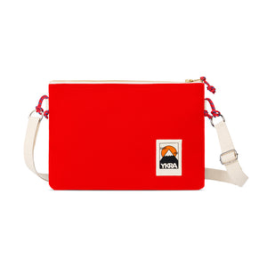 SIDE POUCH - RED
