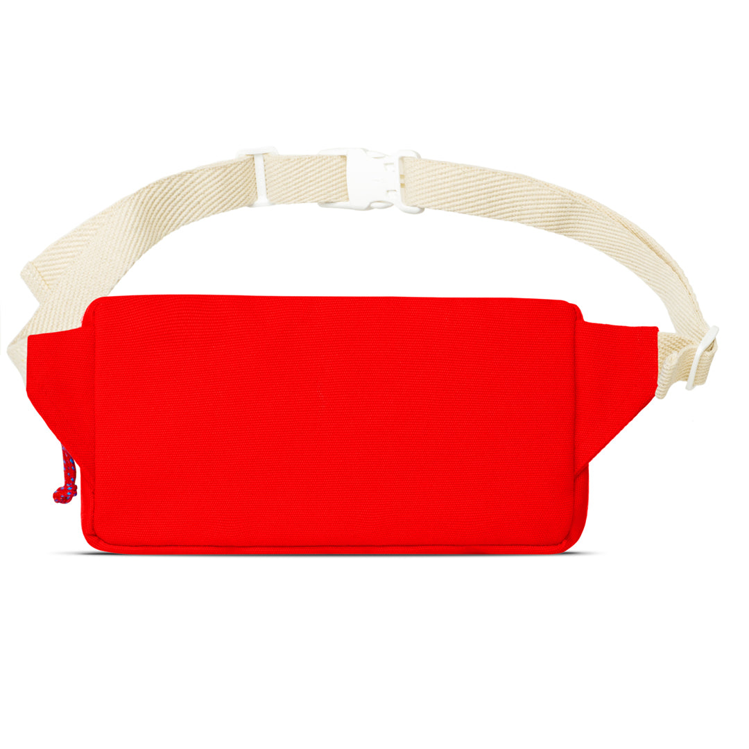 FANNY PACK - RED - YKRA