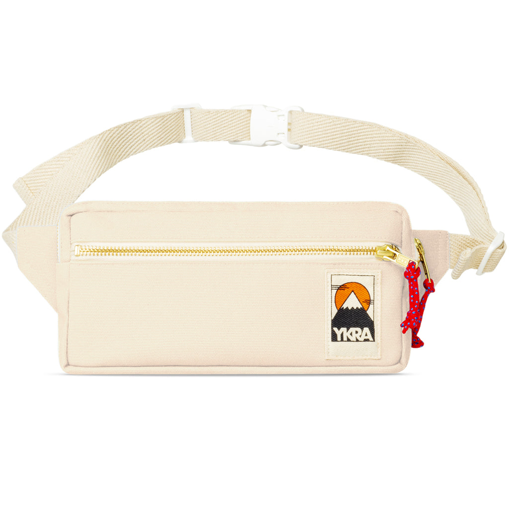 FANNY PACK - WHITE - YKRA