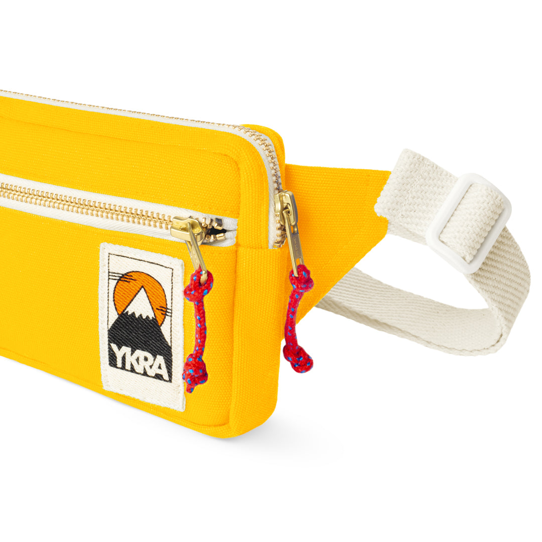 FANNY PACK - YELLOW - YKRA