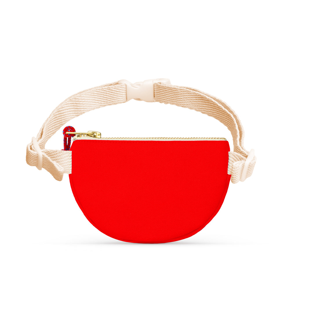 FANNY PACK MINI - RED - YKRA
