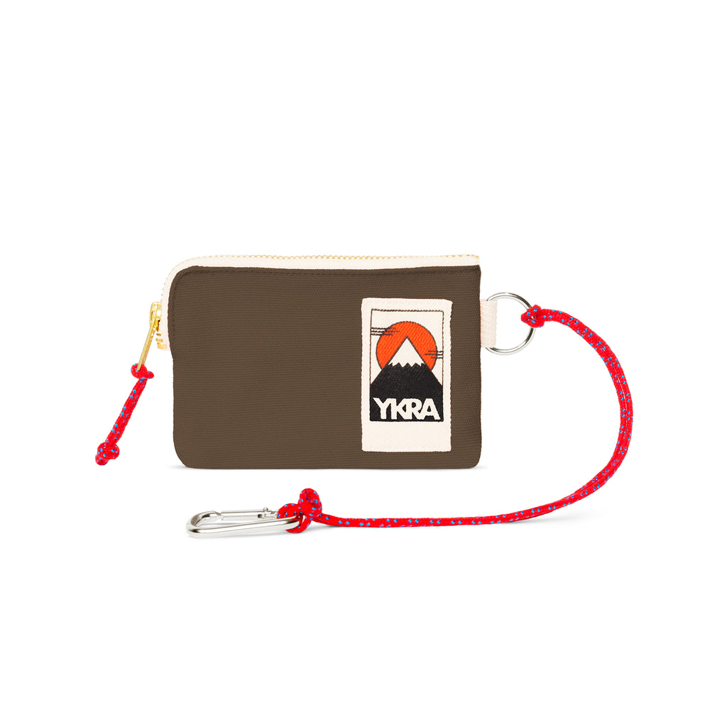 MINI WALLET - KHAKI - YKRA