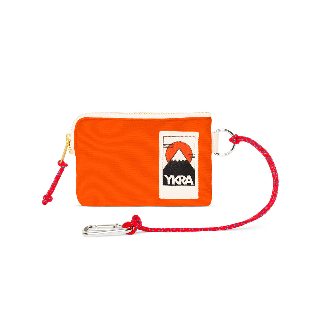 MINI WALLET - ORANGE - YKRA