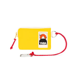 MINI WALLET - YELLOW - YKRA