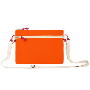 SIDE POUCH - ORANGE