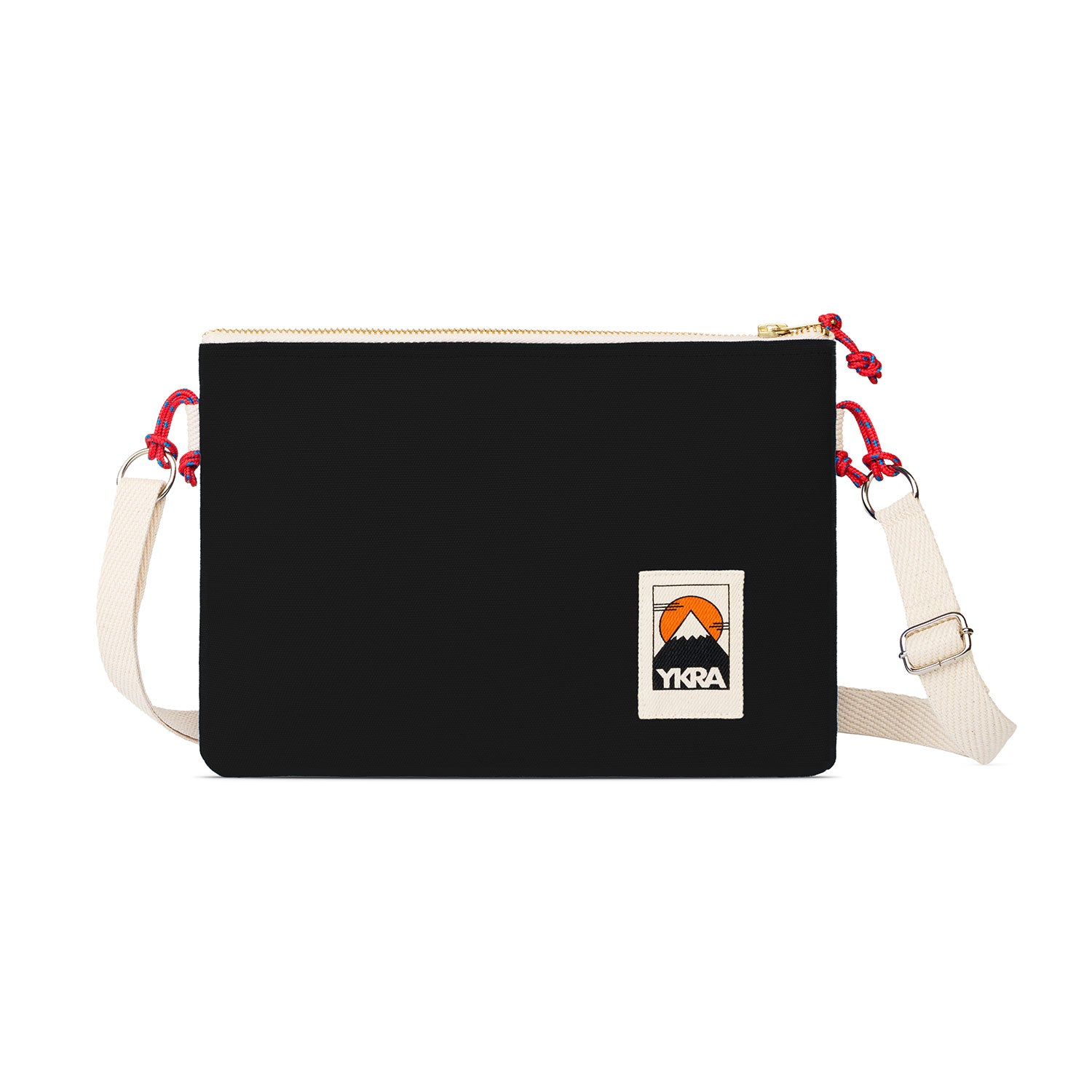 SIDE POUCH - BLACK - YKRA