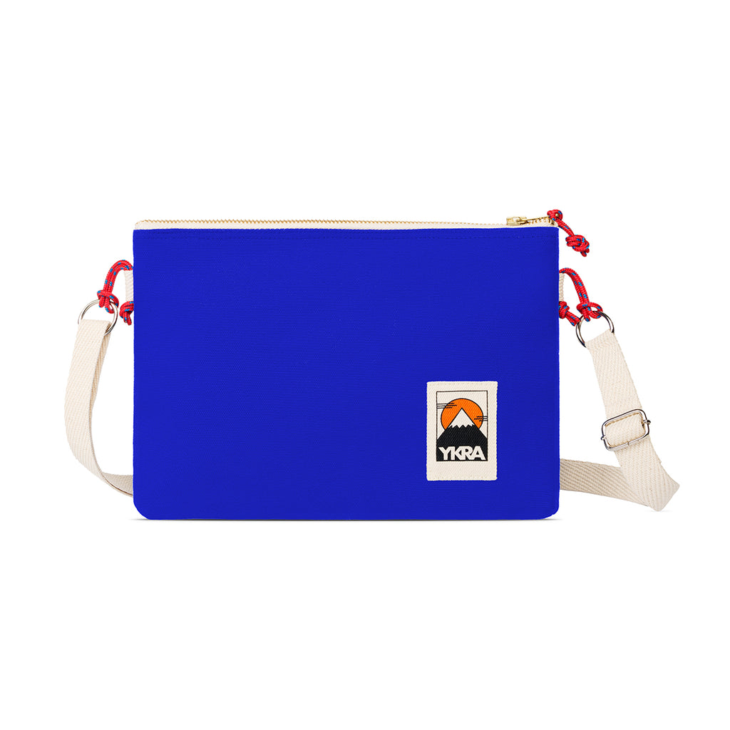 SIDE POUCH - BLUE - YKRA