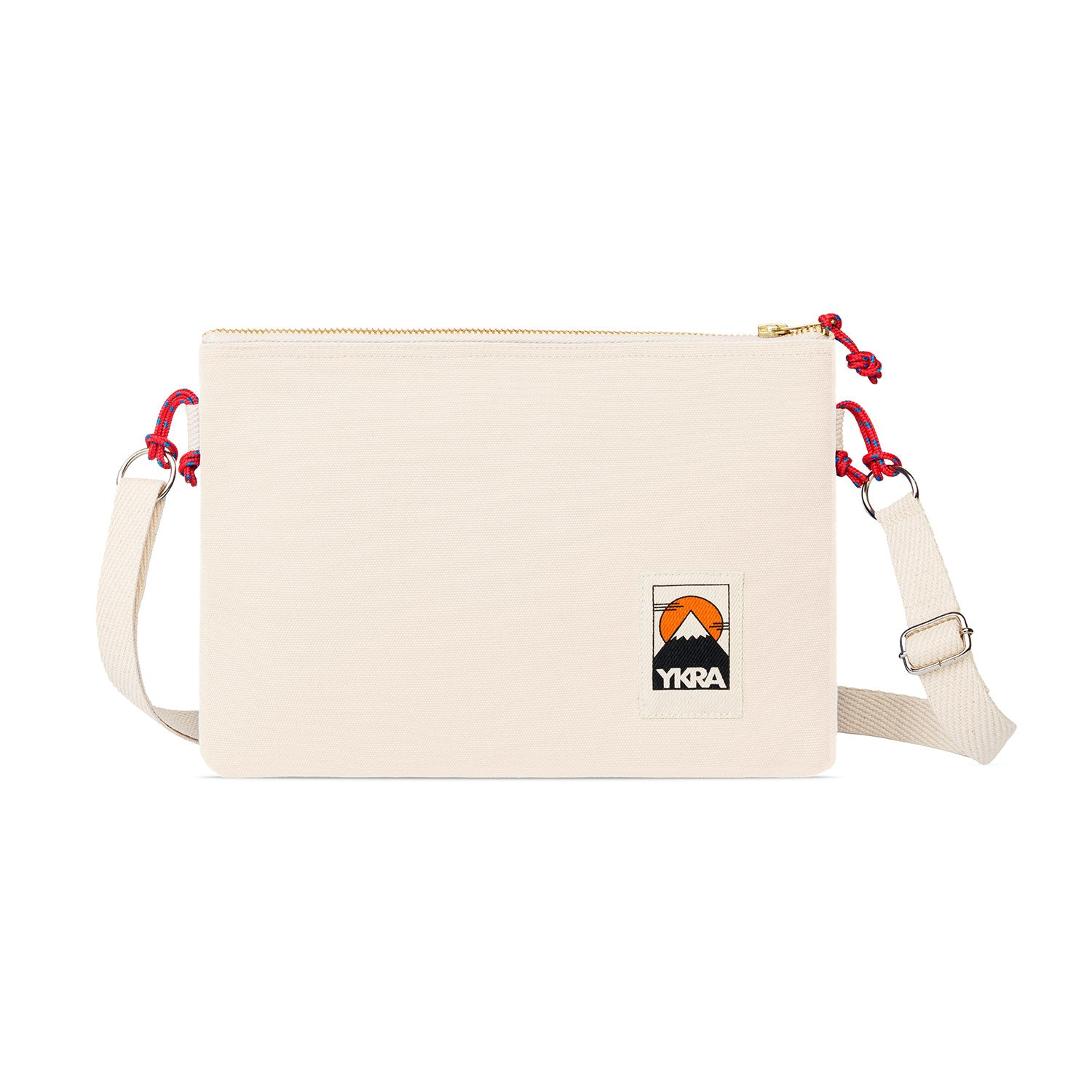 SIDE POUCH - WHITE - YKRA