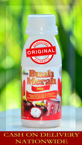 Best AntiOxidant Ever! Buy Original Buah Merah Mix by Essensa Naturale