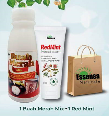 Buah Merah Starter Package, Essensa Naturale Starter Package