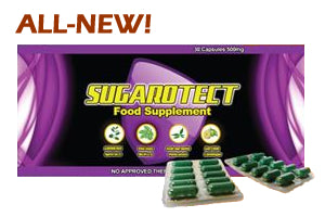 Sugarotect, Sugar Blocker, Anti-Diabetes, For Diabetics, Diabetes Antidote