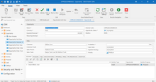 CRM Demo Edition in Desktop Application (No Source Code)