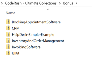 Open Source CodeRush Ultimate Collections