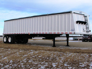 Side Roll Kit For Trailers Not Requiring Tarp Bows (20'-50' Coverage)