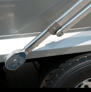 AERO | Easy Cover - Aluminum Arms Up To 25′ Long - Models 475 & 575