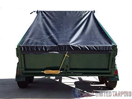 Cab Level/Manual Cab Tarping System from United Tarping