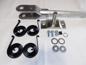 Steel 4 Spring Lower Arm & Spring Set