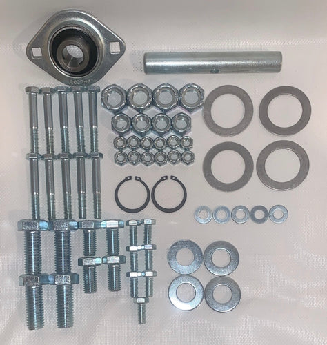 Stealth Steel Hardware Kit