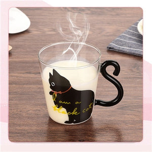 Glass Cup Coffee Cups Tea Set Mugs Beer Drink Office Mug Transparent Milk Drinkware Drophipping 2019 for Businessmen