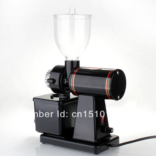 electric 220v mini type coffee grinder coffee powder grinder red black coffee grinding machine 110v coffee grinder