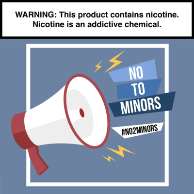 No2Minors Instagram Graphic