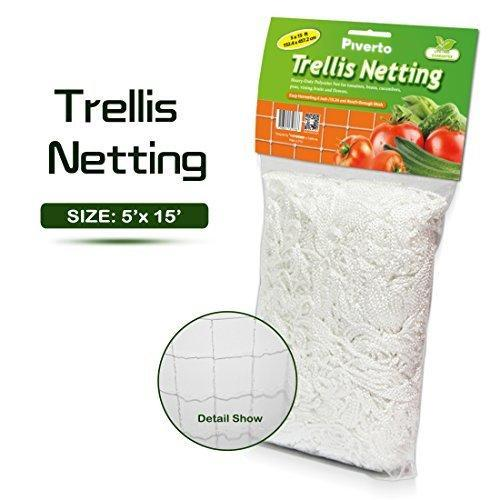 Trellis Netting 5'x15' - pivertoindoorgrowing
