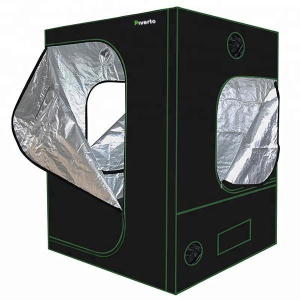 Grow Tent 4'x4' - pivertoindoorgrowing