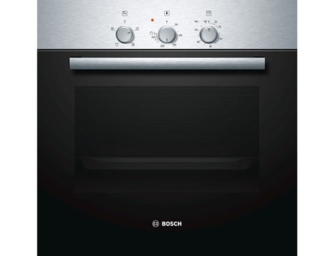 BOSCH - Built in Oven HBN211E2M Electric 66Ltr 4 Function - Stainless Steel
