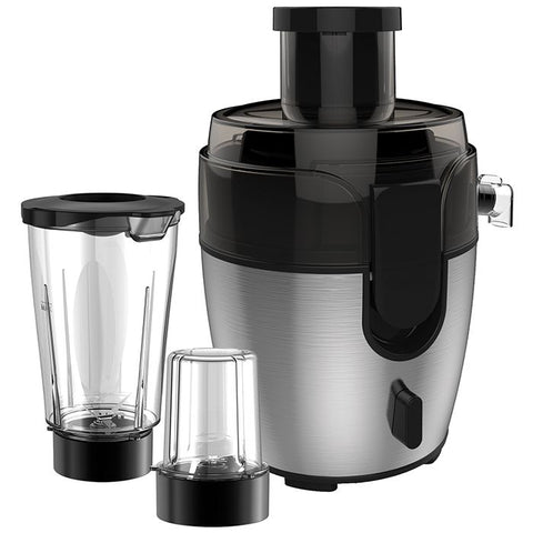 3-IN-1 JUICER BLENDER GRINDER, BLACK- RM/541