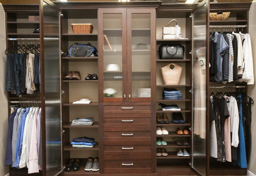 Closet and Storage Solutions for Large Families in Houston, Tx