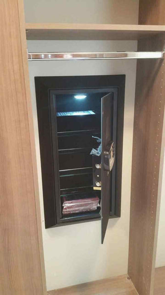 Beautiful Hidden Safes For The Home