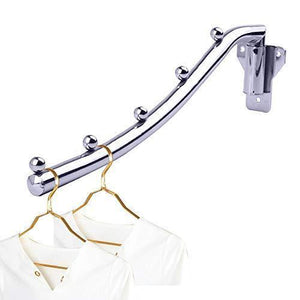 Great duvengar clothes hanger organizer rack sturdy metal clothes caddy storage holder stacker for closet room tidier laundry rooms drying rack