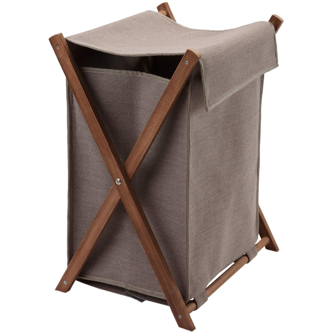 Dali Square Foldable Hamper Laundry Organizer Basket With Carry Handles