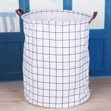 Load image into Gallery viewer, Laundry Basket Storage Barrel Collapsible  Laundry Organizer