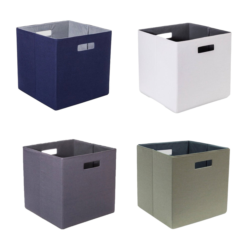 Masked French Bulldog Storage Bin