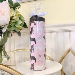 Fawn / Cream French Bulldog Travel Coffee Mug