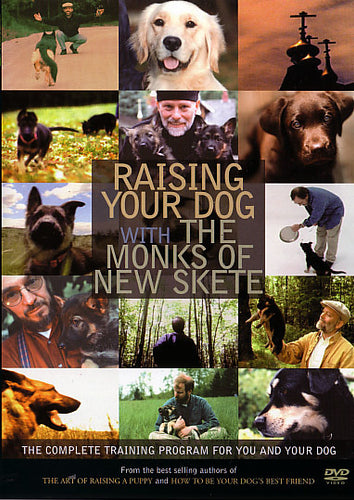 Raising Your Dogs With The Monks of New Skete