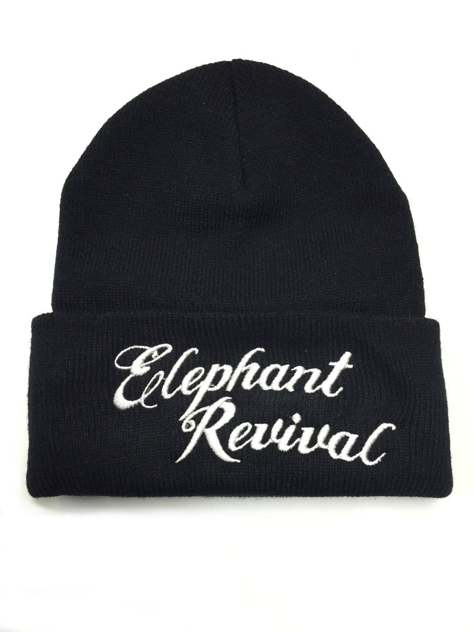 Elephant Revival - Black Beanie