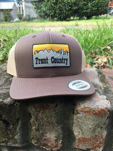 Front Country Trucker Hat