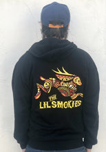 The Lil Smokies - Zip Up Hoodie - Jackalope (Unisex)