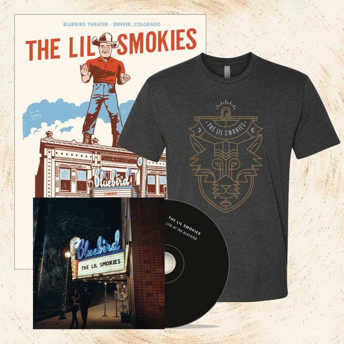 The Lil Smokies - Live at the Bluebird PREORDER -