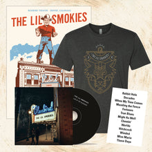 "The Lil Smokies - Live at the Bluebird PREORDER - ""I'm with the Band"" Package"