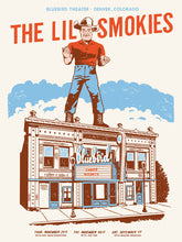 "The Lil Smokies - Live at the Bluebird PREORDER - ""Roadie"" Package"