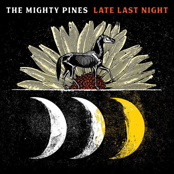 The Mighty Pines - Late Last Night CD