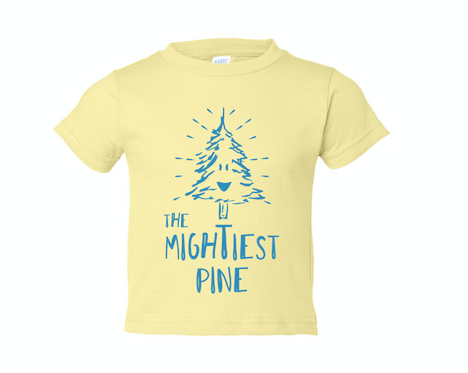 The Mighty Pines -