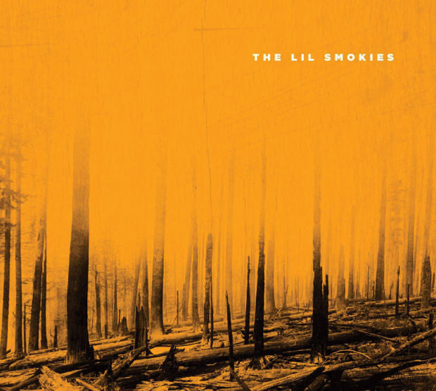 The Lil Smokies - Self Titled CD (2013)